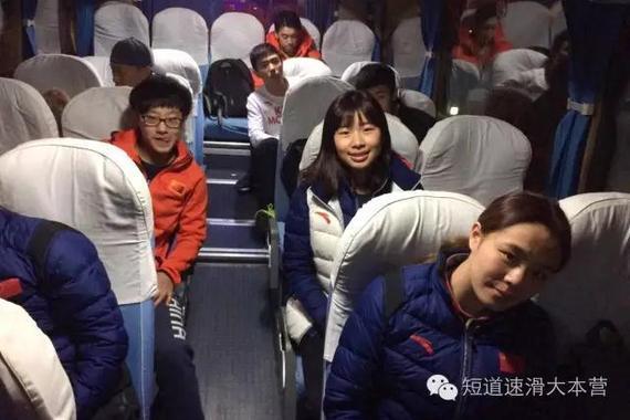 陈光、马威、李靳宇、殷琦等国家队队员回到长春征战全国赛