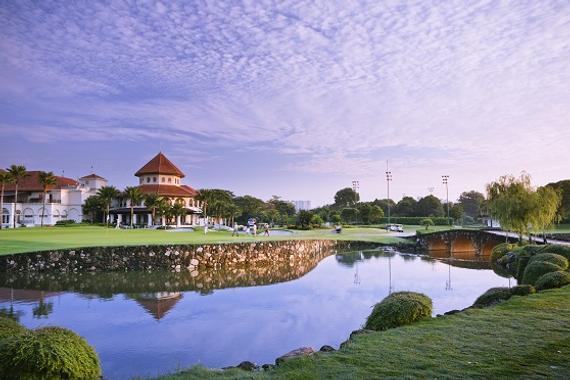 吉隆坡巡回赛球员俱乐部美景