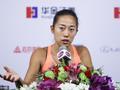 张帅:盼大家彼此尊重 一起为中国网球事业努力
