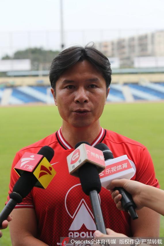 彭伟国接受采访