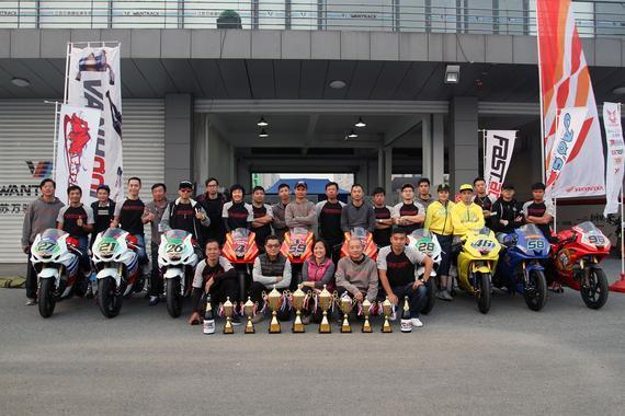 全国场地赛终落幕 年度总冠军收归宗申赛科龙