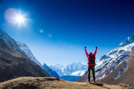 户外探险有风险 登山应先识途莫要盲目前往