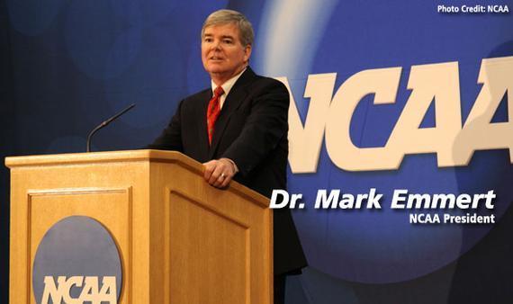 NCAA总裁