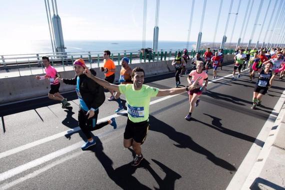 2016纽约马拉松圆满落幕,堪称全球路跑赛事的标杆。