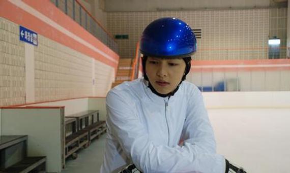 宋仲基曾是短道速滑运动员