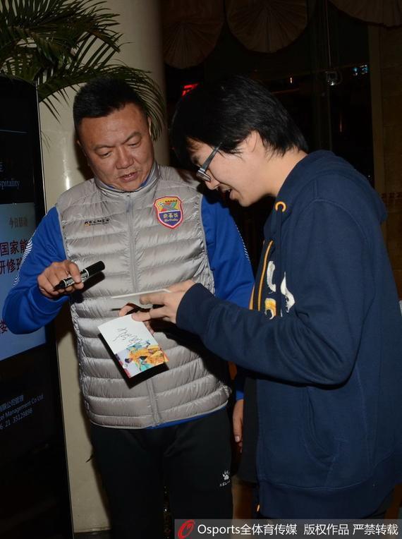 魏群:成都没有顶级球队很可悲 愿为四川足球出力