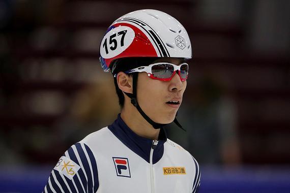 韩国选手黄大恒