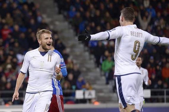 因莫比莱和贝洛蒂是新赛季全世界最猛的锋线组合
