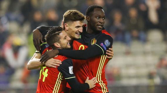 比利时8球狂胜