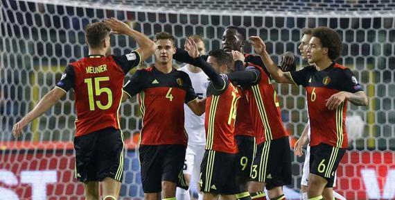 比利时8-1大捷