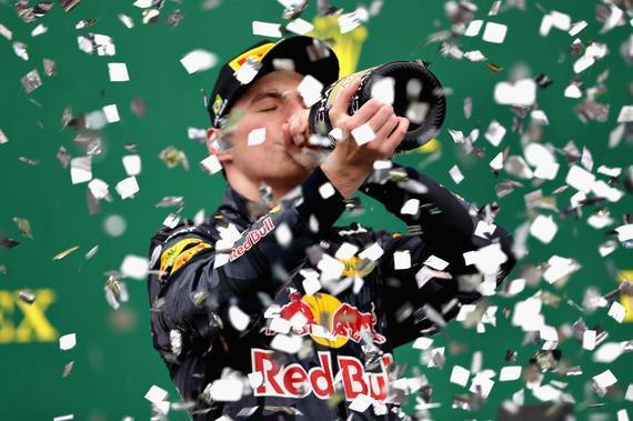维斯塔潘成为本场比赛最佳车手
