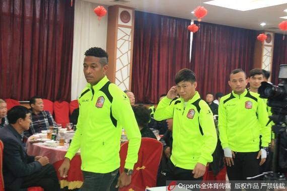 前不久新疆队刚举行表彰大会