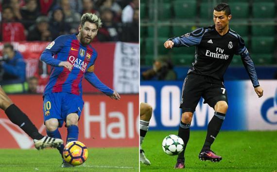《每日体育报》表示,C罗在任意球能力不如梅西
