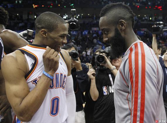 5次vs3次!最逆天的2哥3弟 本季NBA被他们承包