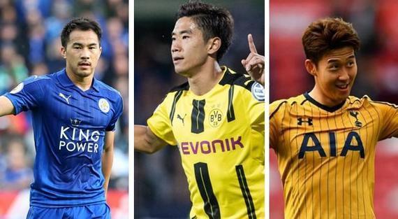 这三人谁是亚洲最佳?