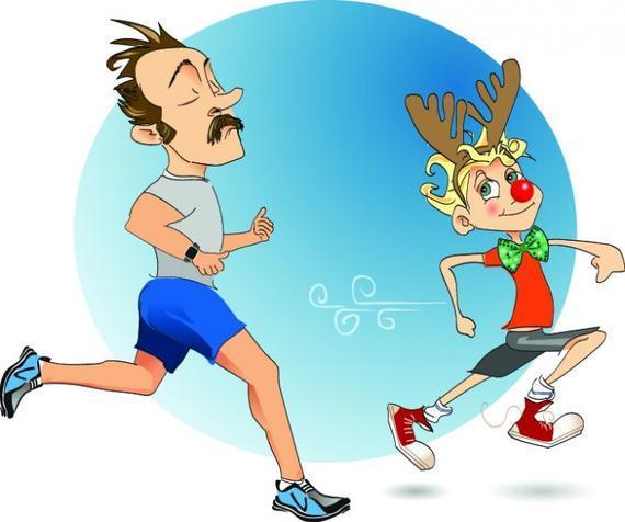 人人都能够享受跑步乐趣
