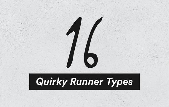你归于哪一类跑者