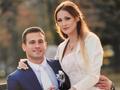 塞尔维亚美女和男友完婚 晒婚纱照秀甜蜜(图)