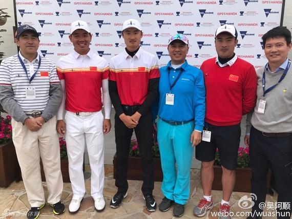 吴阿顺和李昊桐创造历史最佳的亚军战绩