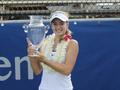 美新星夺生涯最高级别冠军 排名新高TOP100最年轻