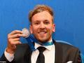 澳轮椅网球选手首获纽康比奖章 夺残奥单双打金牌