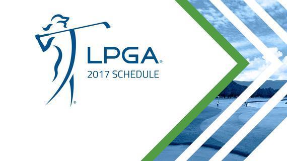 美国LPGA巡回赛公布2017年全赛程