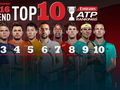 ATP年终排名:TOP10来自十国
