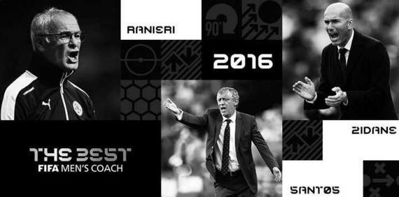 三大最佳教练候选