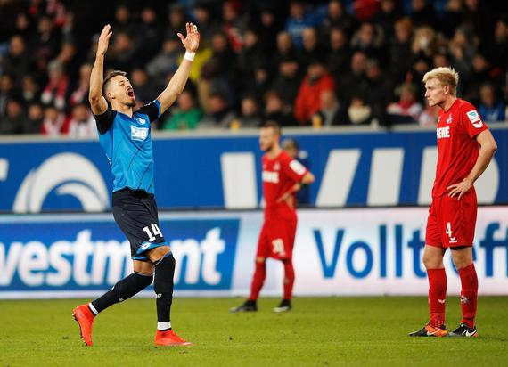 The Bundesliga thirteenth highlights: the village hall in front of God shine Leipzig brush record