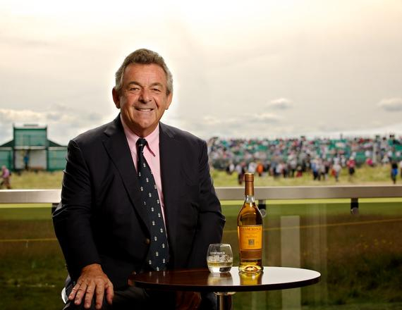 英格兰高尔夫名宿托尼-杰克林支持比约恩