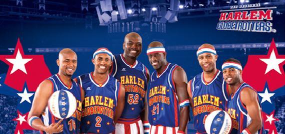 哈林篮球来了