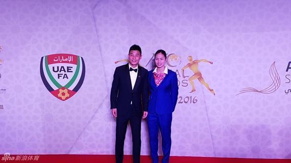 武磊与亚洲足球先生擦肩而过