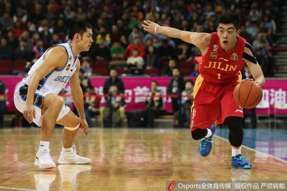 吉林今晚将在主场迎战北京