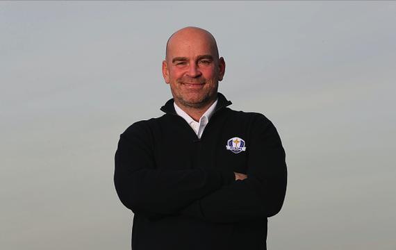 莱德杯欧洲队新任队长托马斯-比约恩