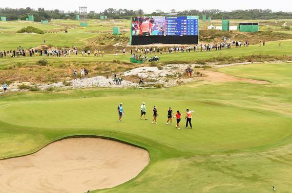 里约奥林匹克高尔夫球场