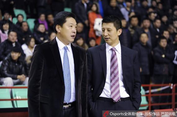李春江和郭士强