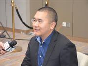 高清-百灵杯第4局赛后 陈耀烨开心接受采访