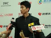 视频-赵帅:准备明年的比赛实现突破 期待能拿到突破奖