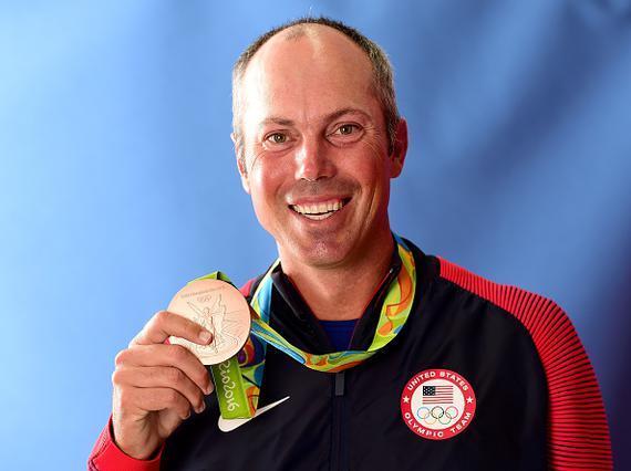 库查尔曾带着奥运铜牌度假经历了超强飓风