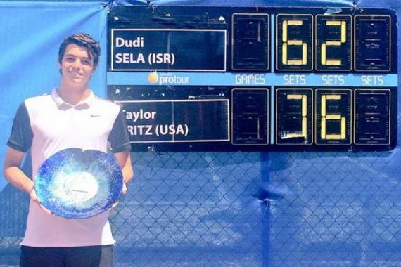 弗里茨新赛季首战选择ATP挑战赛