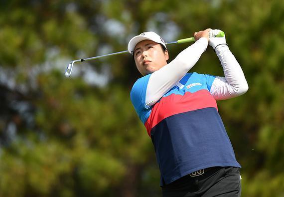 冯珊珊以世界第四的排名结束了2016赛季
