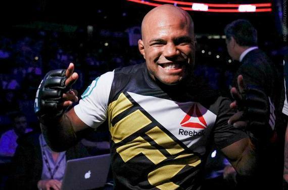 巴西柔术高手雷伊斯将在UFC208中迎战佐佐木