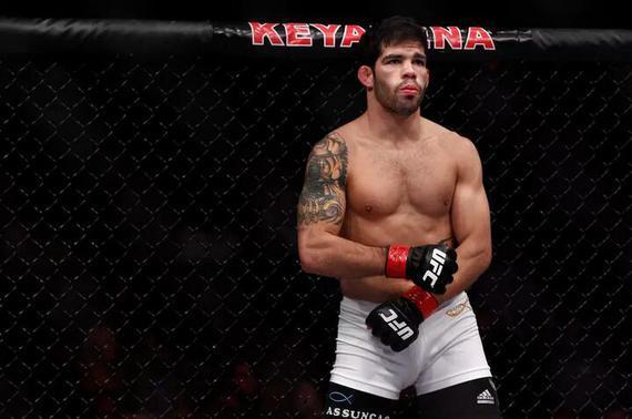 巴西老将阿松桑将在UFC On FOX 23对阵新星斯特林