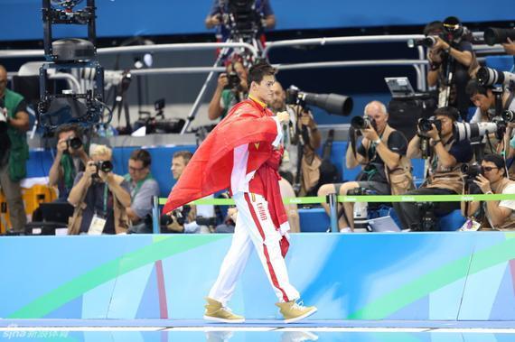 孙杨被任命为中国游泳队队长