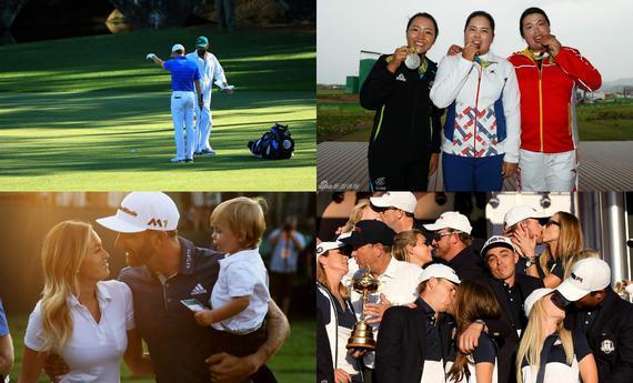 2016高尔夫国际十大新闻:奥运殿堂 传奇离世