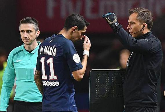 迪马利亚在巴黎处境尴尬