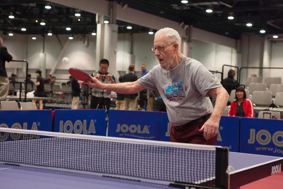 94岁的沃瑟曼
