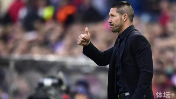 西蒙尼荣膺最佳教练