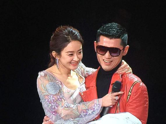 张继科公主抱赵丽颖