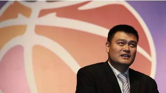 姚明将担任篮协主席?